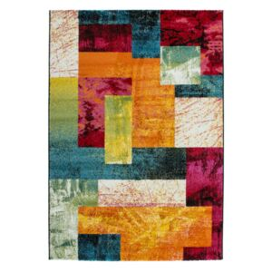 Covor Patchwork Tinto, Multicolor, 80x150