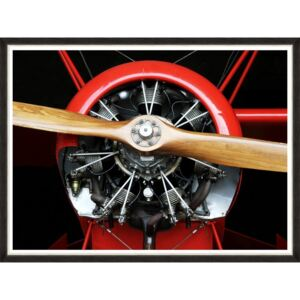 Tablou Framed Art Wood Propeller
