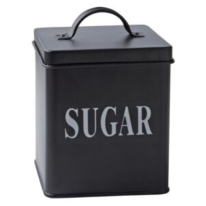 Cutie metalica Sugar, Black, 1,5 L, KJ, 232111
