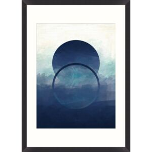 Tablou Framed Art Abstract Ombre I