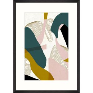 Tablou Framed Art Retro Abstract II