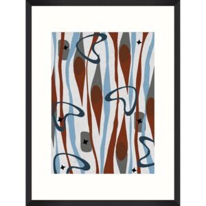 Tablou Framed Art Retro Perspective II
