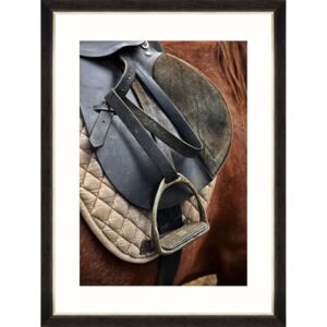 Tablou Framed Art Equitation I