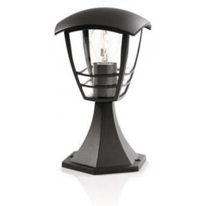 Philips CREEK 15382/30/16 Lampadare exterior 1xE27 max. 60W 300x175x175 mm