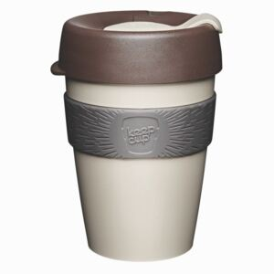 Cană de voiaj cu capac KeepCup Original Natural, 340 ml
