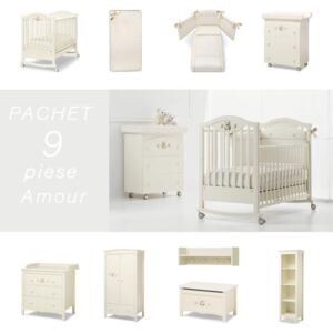 Pachet 9 Piese Colectia Amour