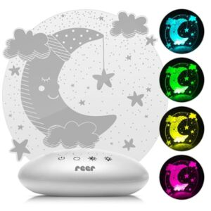 Lampa de veghe ColorLumy Moon Reer 52121