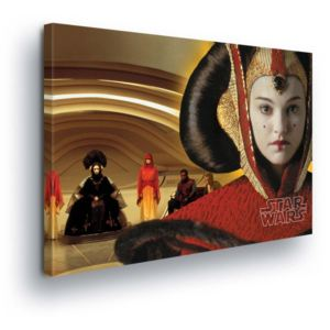 GLIX Tablou - Star Wars Princess Amidala 100x75 cm