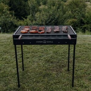 Gratar Oven Grill 3mm 90x50cm - CLASIC