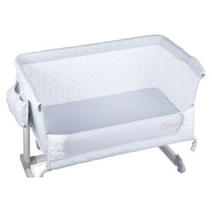 Lionelo - Patut 2 in 1 Co-Sleeper Theo Grey