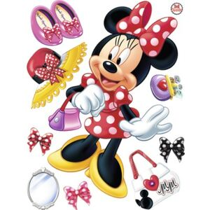 Sticker perete Minnie Mouse 65x85 cm