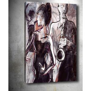 Tablou Tablo Center Jazz, 40 x 60 cm