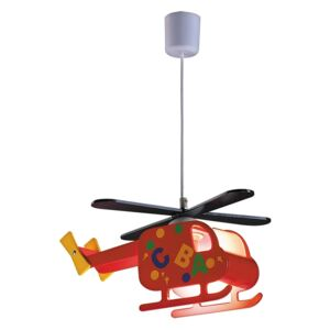Rabalux 4717 - Lampa copii HELICOPTER 1xE27/40W/230V