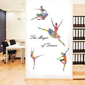 Sticker perete The Magic Of Dance