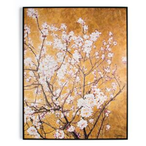 Tablou pictat manual Graham & Brown Blossom, 70 x 90 cm