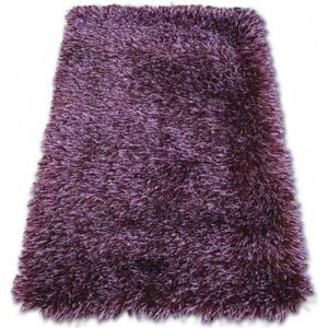 Covor Love Shaggy model 93600 violet 60x110 cm