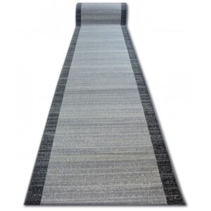 Traversa BCF Base 3945 Benzi gri Stripes