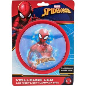 Lampa de veghe LED Spiderman Red SunCity LEY2053LQA