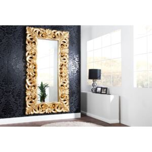 Oglinda aurie 180 cm Mirror Venice Gold Antique | INVICTA INTERIOR