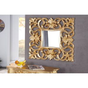 Oglinda aurie 75 cm Mirror Venice Gold Antique