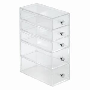 Organizator 5 Drawer Tower, 9x18 cm