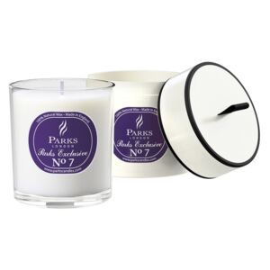 Lumânare parfumată Parks Candles London Exclusive, aromă de orhidee, lotus, 50 ore