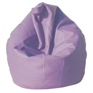 Fotoliu sac Evegreen House Dea, violet deschis