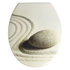 Capac WC Wenko Sand and Stone, 45 x 37,5 cm