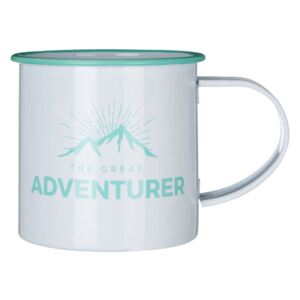 Cană smălțuită Premier Housewares Adventurer, 350 ml