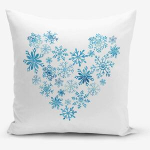 Față de pernă Minimalist Cushion Covers Heart, 45 x 45 cm