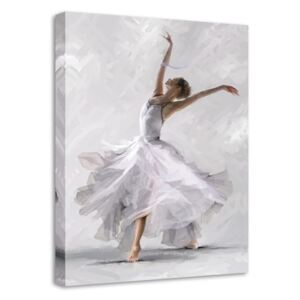 Tablou Styler Canvas Waterdance Dancer II, 60 x 80 cm