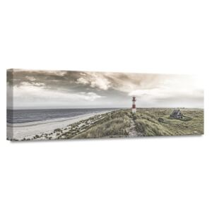 Tablou Styler Canvas By The Sea View, 45 x 140 cm