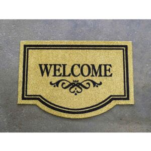 Covor Hanse Home Welcome Home Natural, 45 x 65 cm