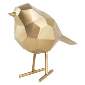 Statuetă PT LIVING Bird Small, auriu