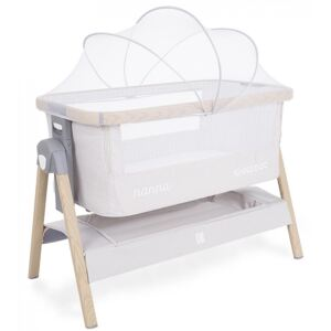 Patut Co-Sleeper Nanna Beige Melange Wood