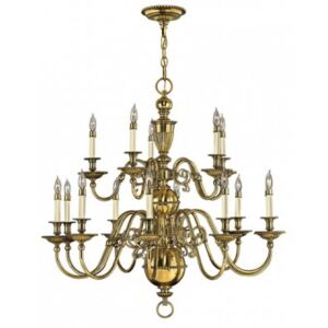Candelabru CAMBRIDGE 15 becuri E14 Elstead HK/CAMBRIDGE15
