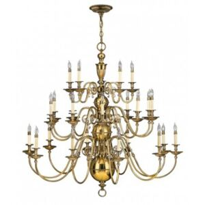 Candelabru CAMBRIDGE 25 becuri E14 Elstead HK/CAMBRIDGE25