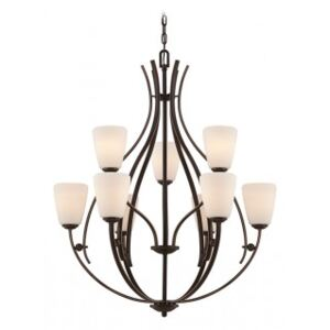 Candelabru CHANTILLY 9 becuri E27 Elstead QZ/CHANTILLY9