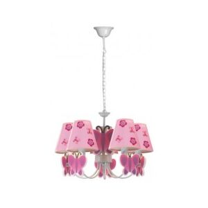 Lustra copii PINKY E14 Spotlight 3012513
