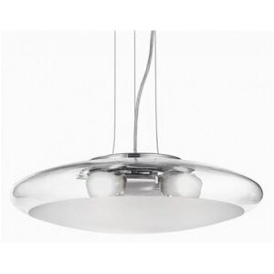 Suspensie 3 bec E27 SMARTIES CLEAR 035529 IDEAL LUX