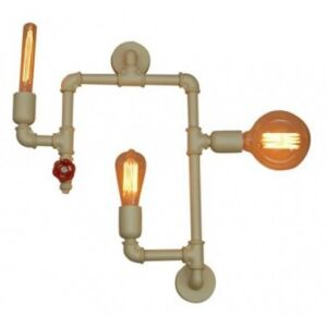 Plafoniera vintage 3 becuri E27 MOMUS 77-2814 HOME LIGHTING
