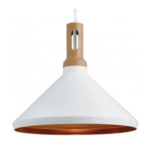 Pendul vintage 1 bec E27 PENDANTS 7051WH SEARCHLIGHT