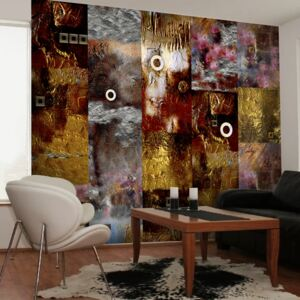 Tapet Bimago - Painted Abstraction + Adeziv gratuit rulou 50x1000 cm