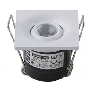 Spot incastrat Power Led 1W Laura 0160380001 Horoz