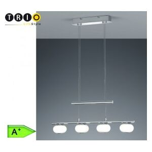 Lustra moderna BIG APPLE 329710406 LED TRIO