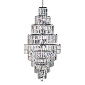 Candelabru cristal EMPIRE E14 1500CC SEARCHLIGHT