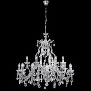 Candelabru cristal MARIE THERESE E14 3314-18 SEARCHLIGHT