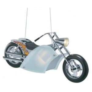 Lustra copii MOTORBIKE E14 7700 SEARCHLIGHT