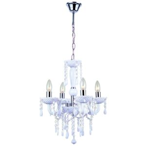 Globo CUIMBRA 63113-4 candelabre, lustre crom 4 x E14 max. 40w IP20