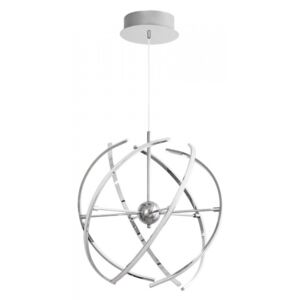 Rábalux Alyson 2433 Pendule LED crom metal LED 48W 2765lm 3000K IP20 A